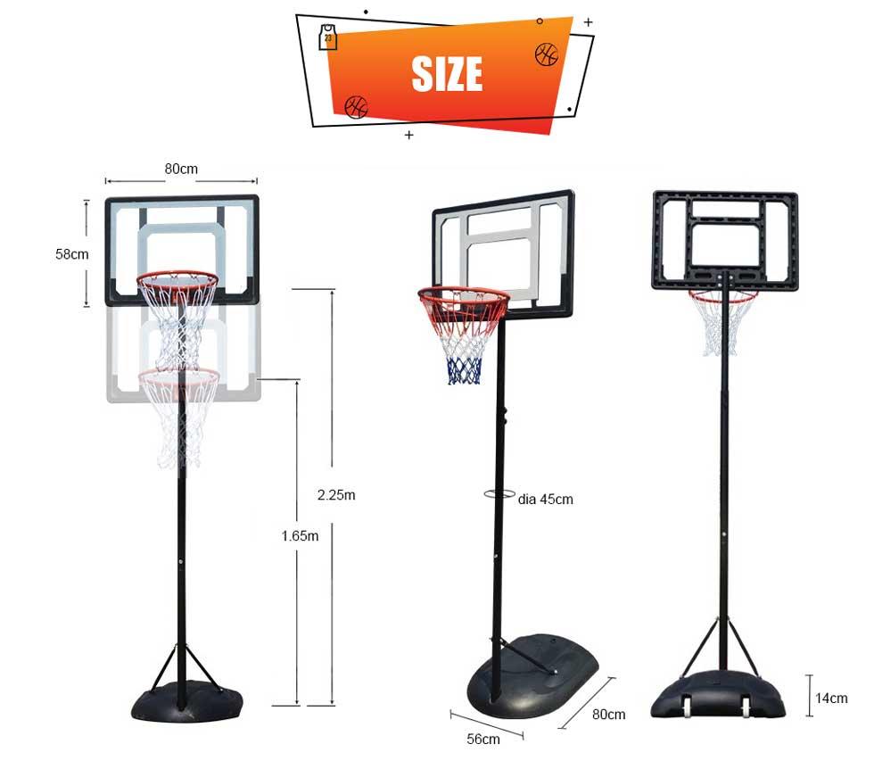 Toys R Us Basketball Systems : Pool basketball hoop ebay scores