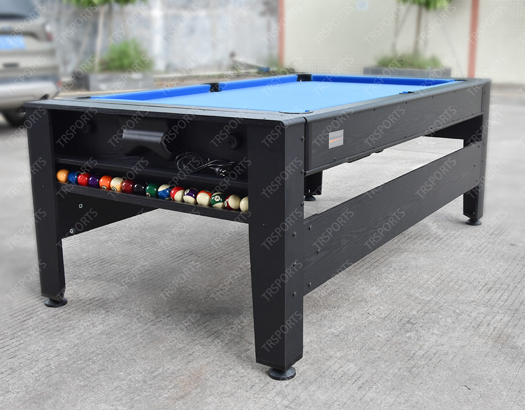 MACE 7FT 2 IN 1 Convertible Air Hockey