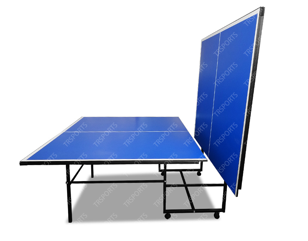 Indoor Foldable 4 Piece Table Tennis Ping Pong Table