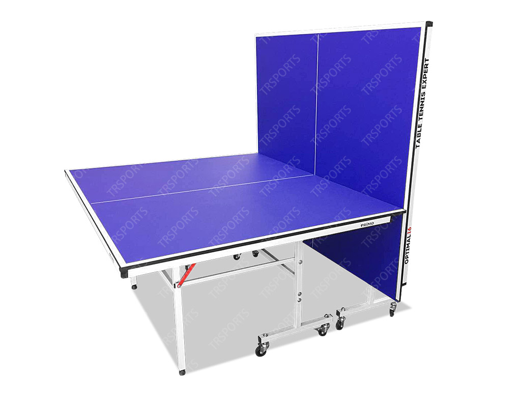 Table tennis table size and specifications