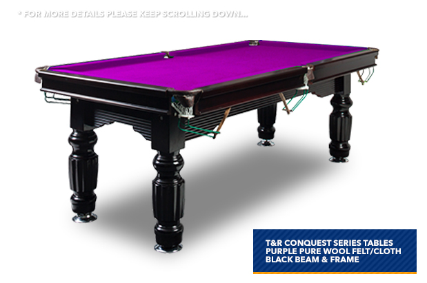 7ft-purple-slate-pool-table