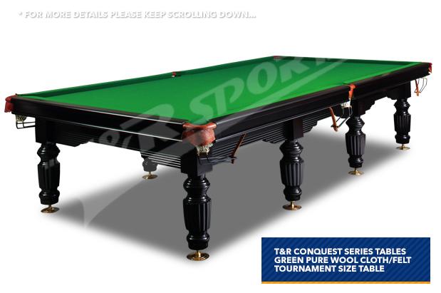 12ft full size timber slate snooker billiard table sale for 12 ft snooker table