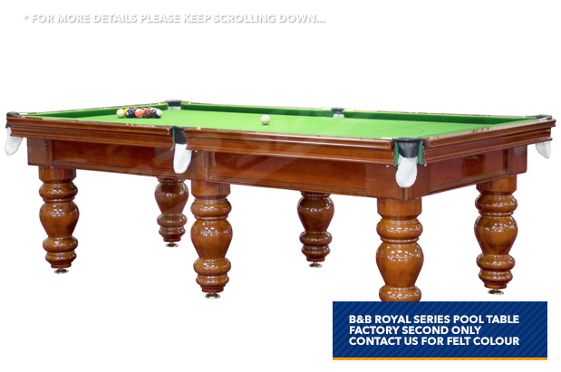 Factory second b b 10ft slate pool billiards snooker table for 10ft snooker table
