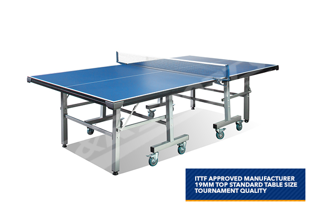 19mm Tournament Size Table Tennis Table ...