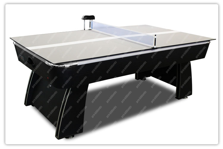 Tu0026R Sports 7FT Air Hockey Table With Table Tennis Top