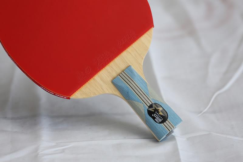 Dhs 6006 Table Tennis Bat Racket Short Penhold