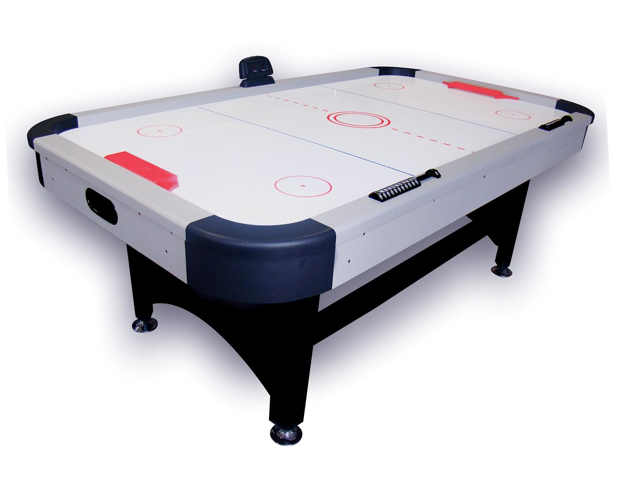 7ft deluxe air hockey table for Table hockey