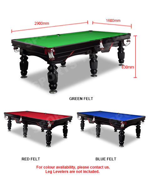 10ft luxury blue slate pool table for 10 ft billiard table