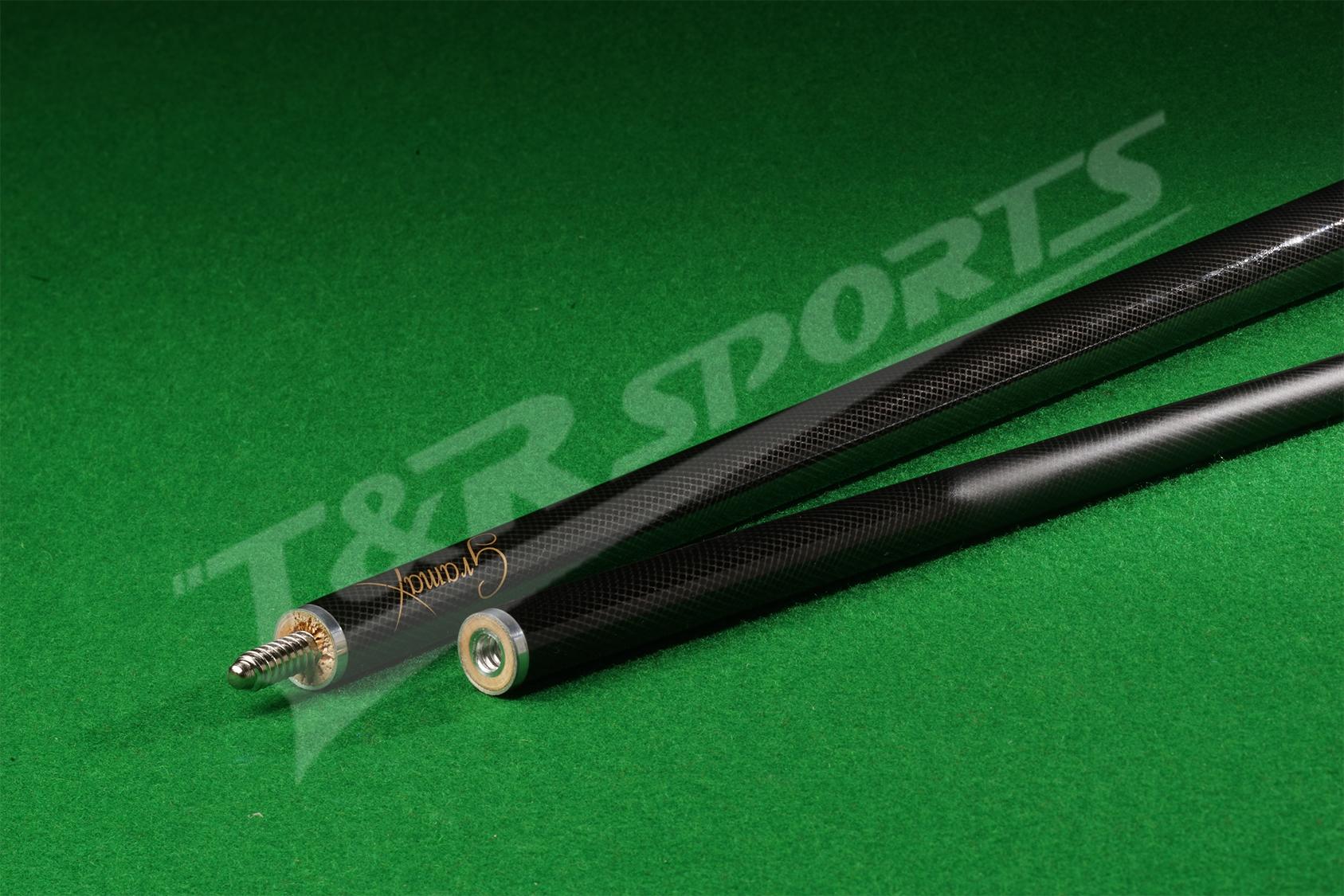 Gramax Graphite Snooker Billiard Pool Cue Stick